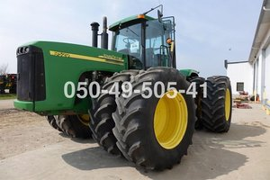 Трактор John Deere Джон Дір 9520 (450 кс) made in USA